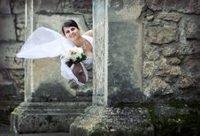 Free Beautiful Bride Stock Image - 15053961