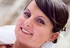 Free Happy Bride Stock Photos - 15054103