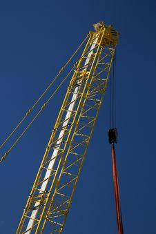 Free Mobile Crane Royalty Free Stock Photos - 15054558