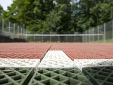 Free Tennis Court Stock Photography - 15055352