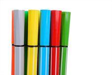 Free Color Pen Stock Photo - 15056020
