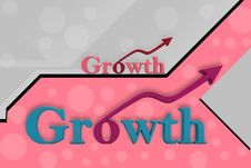 Free Earning Growth Royalty Free Stock Images - 15056829