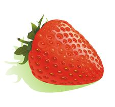 Free Vector Strawberry Stock Photo - 15057210