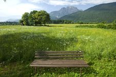 Free Beautiful Place To Relax, Austria Royalty Free Stock Photography - 15057507