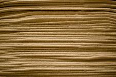 Free Cotton Carpets Stack Stock Photo - 15058440