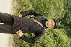 Man Ethnic Hmong Royalty Free Stock Photography