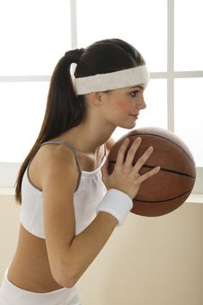 Free Basketball Player Royalty Free Stock Images - 15059559
