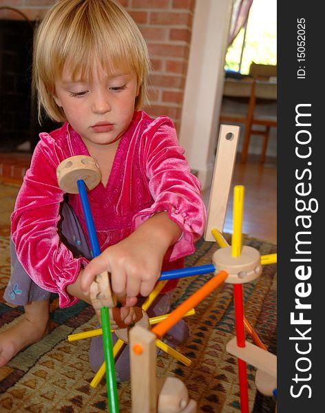 Child build