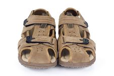 Free Man Shoes Royalty Free Stock Photos - 15060378