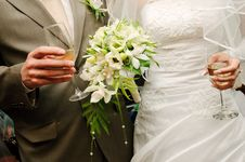 Free Bride & Groom Stock Images - 15060524