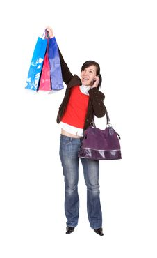 Free Shopping Stock Photography - 15060592