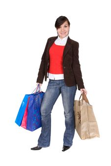 Free Shopping Stock Photography - 15060612