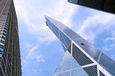 Free Sky Scrapers Stock Photo - 15061940