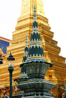 Free Grand Palace In Bangkok Royalty Free Stock Photography - 15062287