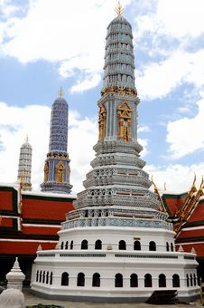 Free Grand Palace In Bangkok Stock Photos - 15062293
