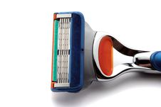 Free Razor For Shaving Royalty Free Stock Image - 15062646