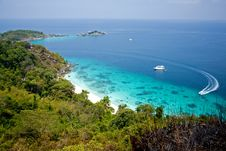 Free View Point Similan, Thailand Royalty Free Stock Photography - 15063047