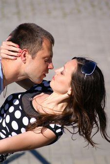 Free Kiss Royalty Free Stock Images - 15063079