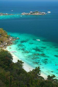 Free View Point Similan, Thailand Stock Photo - 15063130