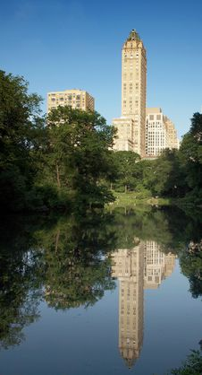 Free Park In New York Royalty Free Stock Photo - 15063365