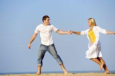 Free Beach Fun Stock Image - 15063481