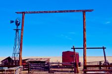 Free Old Ranch Stock Image - 15063701