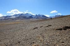 Free Natural Scenery Of Tibet Stock Photo - 15063770