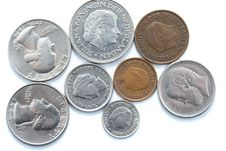 Free Different Metal Coins Royalty Free Stock Image - 15063926