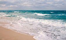 Free Cuban Beach Stock Photography - 15064062