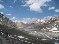Free The Himalayas: Baralacha Pass Royalty Free Stock Image - 15064206