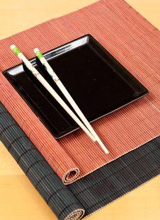 Free Asian Cuisine Dining Set Stock Photo - 15065950