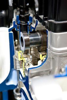 Free Black Metallic Gears In Car Motor Stock Photo - 15066080