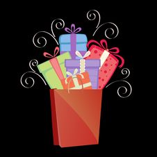 Free Gifts Stock Image - 15066911