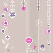 Free Floral Background Stock Photo - 15067400