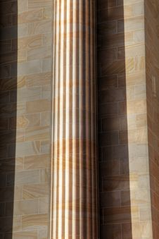 Free Sandstone Column Stock Photos - 15067623