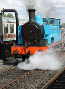 Free Steam Loco Royalty Free Stock Photo - 15067625