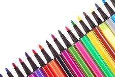 Free Color Pen Stock Image - 15069561