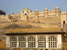 Free Jaipur Palace Fort, India Stock Images - 15069864