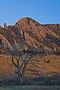 Free Sunrise On A Mountain Peak Near Boulder, Colorado Stock Photo - 15070090