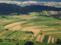 Free Field From Air Stock Photography - 15070922