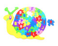 Free A Puzzle Shellfish Royalty Free Stock Image - 15071856