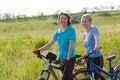 Free Relax Biking Royalty Free Stock Photography - 15072007