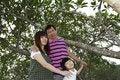 Free Asian Family Royalty Free Stock Photography - 15073297