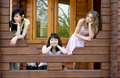 Free Three Female Friends Stock Images - 15074064