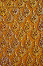 Free Traditional Thai Style Art Pattern Royalty Free Stock Photography - 15076397