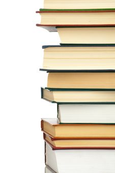 Heap Of Books Stock Images