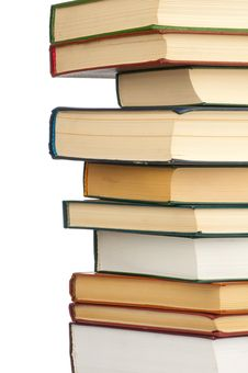 Free Heap Of Books Stock Photos - 15070323