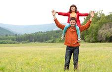 Free Family Stock Photography - 15070822