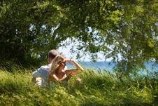 Free Couple In Love Royalty Free Stock Photos - 15071198