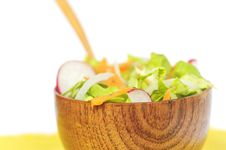 Free Healthy Salad Royalty Free Stock Images - 15071699
